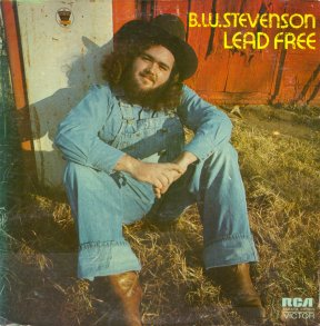 B. W. Stevenson - Lead Free album cover